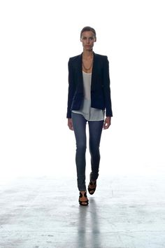 BLK DNM Spring 2013 Ready-to-Wear Collection Slideshow on Style.com