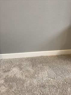 Our Carpet Is Mohawk Brand In Rainswept Gray The Dark