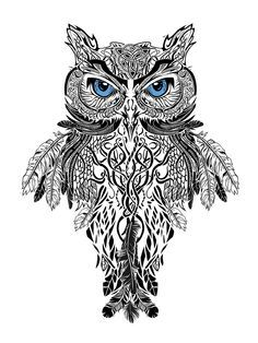 Owlito3 by iberiko.deviantart.com on @DeviantArt
