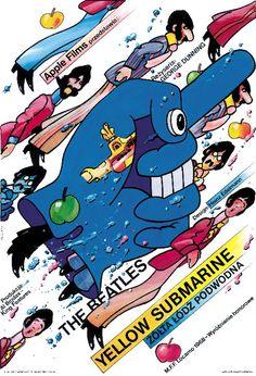 Yellow Submarine by Waldemar Świerzy