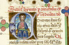 Breviary, MS G.7 fol. 43v - Images from Medieval and Renaissance Manuscripts - The Morgan Library & Museum