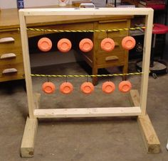 Homemade Target Stands - Off-Topic