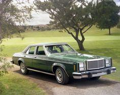 1978 Mercury Monarch 4-door Sedan (34 54H)