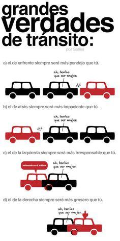 cinismo ilustrado - tráfico