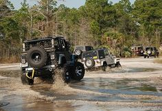 TJ Jeep - this is definitely Jeep Dreams USA !