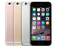16/64/128GB Apple iPhone 6S Factory Unlocked - Gray, Silver, Gold, Rose Gold #Apple #Bar