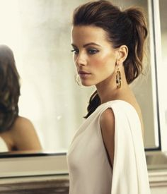 2. A High Ponytail - 7 Low-Maintenance Hairstyles to Try No Matter Your Hair Texture ... → Hair