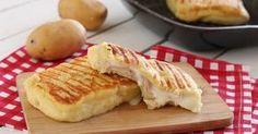 Sono semplicissimi da fare si possono preparare anche in largo anticipo, inoltre si possono cuocere in padella o in forno come ....