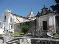 Antigua Mision Jesuitica, Alta Gracia, Argentina