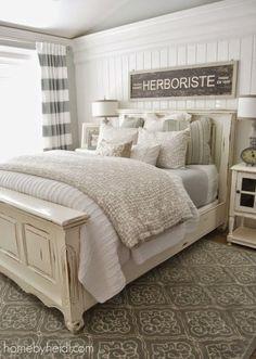 Super Cozy Master Bedroom Idea 15