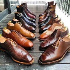 Which shoes do you prefer? | : @StyleForum. #thegmi #thegentlemansinc
