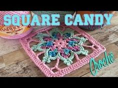 365 Days of Granny Squares Number 200 - YouTube