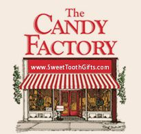 The Candy Factory in Lexington, NC.  I always visit here when I go home.  Yummy