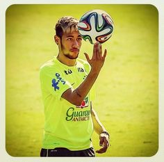 First up tomorrow in the Round of 16 is v All eyes will be on this man in Belo Horizonte. Neymar Jr, Bae, Good Soccer Players, All About Eyes, Football Fans, Fifa World Cup, Superstar, Beautiful Men, Brazil