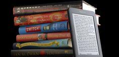 Gedruckte Bücher versus E-Books: Benutzen, aber nicht besitzen