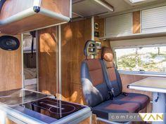 Citroen Jumper : Comfort Van
