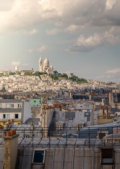 Paris' roofs by Lamirgue Guillaume on 500px