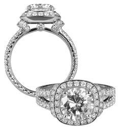 Jack Kelege Platinum Diamond Engagement Ring Now available at Diamond Dream Fine Jewelers https://www.facebook.com/pages/Diamond-Dream-Fine-Jewelers/170823023636 https://www.diamonddreamjewelers.com info@diamonddreamjewelers.com 908.766.4700