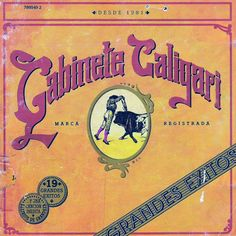 Tu Web Musical ™: Gabinete Caligari: Grandes Éxitos [1993] [Álbum]