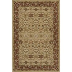 Momeni Zarin Collection Zr 01 Gold Rug Http Www Arearugstyles