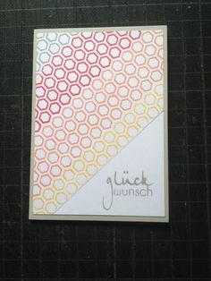 """Kartenset Karte 6 """"Glückwunsch"""""""