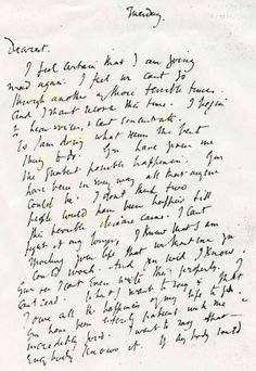 Virginia Woolf's Handwritten Suicide Note: A Painful and Poignant Farewell (1941)