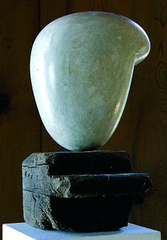 Constantin Brancusi - Portrait of Eileen Lane