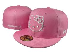 Hello Kitty New Era 59 Fifty Fitted Cap b0e377444d4