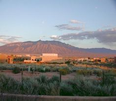The Sandia Mountains in Albuquerque, NM... called this place home for 9 years and climbed these mountains a lot!