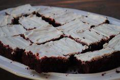 Red Velvet Cake Brownies