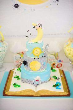 Nursery Rhymes Cake