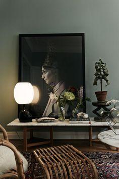 Ingerstedt - Interior photography / Living Room / Decoration salon / Un… Home Interior, Interior And Exterior, Interior Decorating, Interior Designing, Luxury Interior, Swedish Interiors, Scandinavian Interior, Scandinavian Style, Turbulence Deco