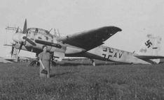 Ju 88 G-6, 7J+AV, from II/NJG 102 ,Kastrup Copenhagen June 1945. Luftwaffe, Copenhagen, Wwii, Aircraft, June, History, Vehicles, Art, Art Background