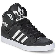 Deportivas altas adidas Originals EXTABALL W Negro / Blanco 350x350