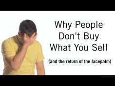 Why people dont buy what you sell, by Derek Halpern, that special sorta someone who will tell you like it is.
