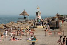 Discover Vama Veche, the fishing village turned party hotspot, the liveliest seaside resort at the Romanian Black Sea. Seaside Resort, Fishing Villages, Black Sea, Romania, Dolores Park, Europe, Travel, Viajes, Destinations