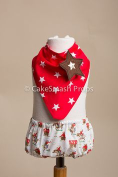 Boys Cake Smash Set - Sheriff, cowboy outfit age 12-24 months - baby clothes - baby photography - UK SELLER - Free postage