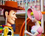 Woody and Bo Peep. I haven't really seen many pictures of just the two
