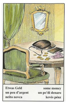 Oracle Cards, Playing Cards, Books, Book Covers, Gypsy, Home, Money, Cards, Libros