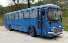 Autobus Fiat 306/3 Anni 60