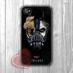 Joker Scarecrow Bane - zzd for iPhone 4/4S/5/5S/5C/6/6+s,Samsung S3/S4/S5/S6 Regular/S6 Edge,Samsung Note 3/4