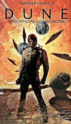 Dune: the Official Comic Book by Marvel Comics