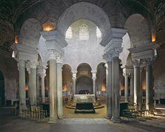 Interior, Santa Constanza, Rome