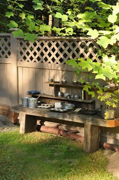 Stomping in the Mud: Stomping In The Mud Kitchen