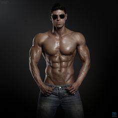 fitness hunk