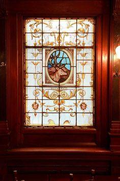 Irish Pub Design Stained Glass