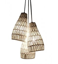 Lampa wisząca Cable Trio Zuiver - biała
