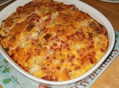 Get a taste of homestyle Pennsylvania Dutch cooking with this Amish Ham Casserole recipe.