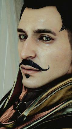 Dorian by Rannah-Evae