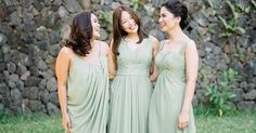 5 Lovely Wedding Color Combinations That Go Well With Green